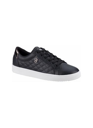 U.S. Polo Assn. Tiggy 1Fx Kadın Sneaker Siyah